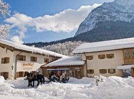 Hotel-Gasthof Mauthäusl, Weißbach