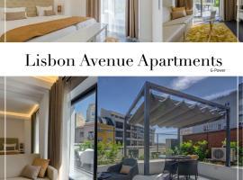 Lisbon Avenue Apartments