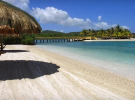 Parrot Tree Beach Resort, First Bight