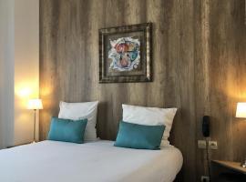 Hotel Du Trosy, Clamart