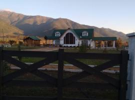 Casa Pre-Cordillera Sexta Region, Rengo