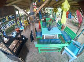 Buti's Permaculture Farmstay, Doi Saket
