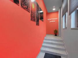 Apartments Postic, Osijek