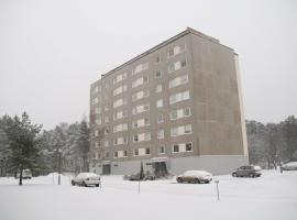2 room apartment with 5 beds at Kallontie 10 in Pori, Mäntyluoto