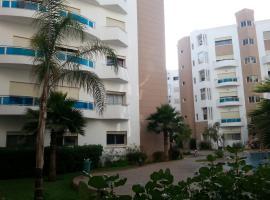 La Perle de Naouceur, Casablanca