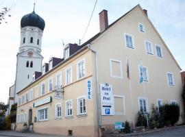 Garni-Hotel zur Post, Einsbach
