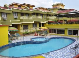 San Joao Holiday Homes, Benaulim