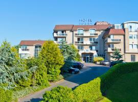 Hotel Donny, La Panne