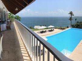 Vista Mare Ocean View Top Floor 1-Bedroom Condo/Suite, Samana, Santa Bárbara de Samaná