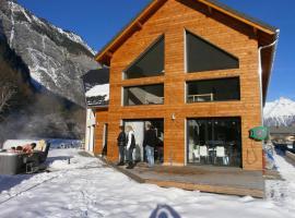 L'Etoile des Glaciers, Le Bourg-d'Oisans