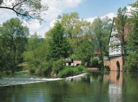 Romantik Hotel Neumühle, Wartmannsroth