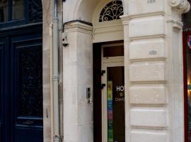 Hotel Au Chapon Fin