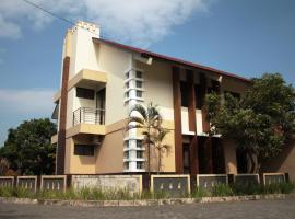 Twin House, Kaliurang