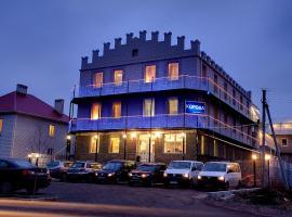 Korona Hostel, Chubynske