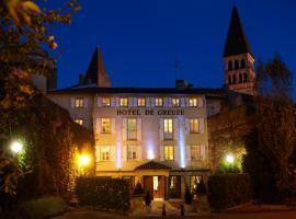 Hôtel De Greuze, Tournus