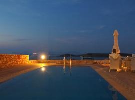 Kythira Golden Resort, Diakofti