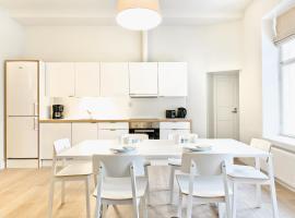 Forenom Premium Apartments Turku City, 투르쿠