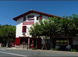 Hôtel Trabenia, Ascain