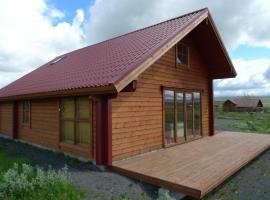 Lax-á Geysir Cottages, Haukadalur
