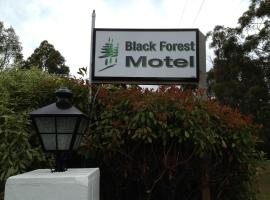 Black Forest Motel, Macedon
