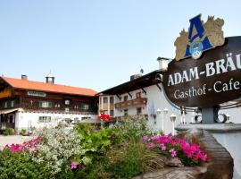 Wander- und Aktivhotel Adam Bräu, Bodenmais