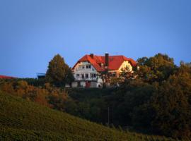 Kirschberghof Gästehaus und Weinverkauf, Sommerhausen