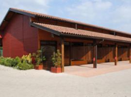 Motel 7 Laghi, Castelletto di Branduzzo