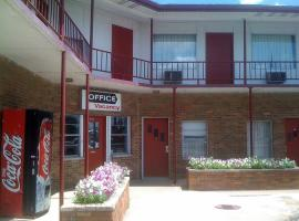 Fiesta Motel, Pontiac