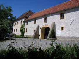 Penzion Vinicky dvůr, Kaplice