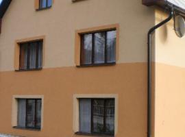 Apartmány Božka, Terchová