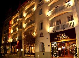 Hotel Pyrénées, Andorra la Vella