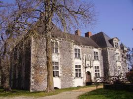 Château de la Fresnaye, Saint-Aubin-de-Luigné