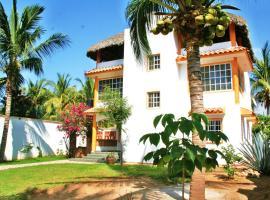 Bungalows House Pianpianito, Puerto Escondido