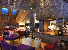 Hotel Le Savoy