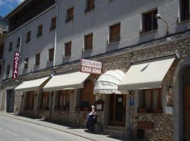 Hostal Casa Joan, Sant Llorenç de Morunys