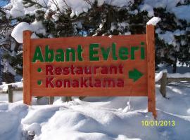 Abant Gol Evleri, Abant