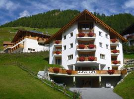 Appartements Alpin Live