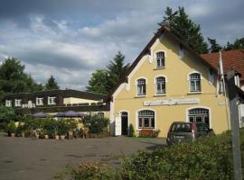 Hotel Forsthaus St. Hubertus, Грос-Гронау