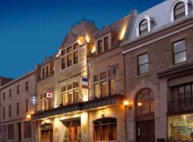 Hotel Manoir Victoria, Quebec