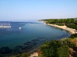 Trikorfo Beach, Gerakini