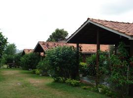 Pousada Jardim da Chapada, Chapada dos Guimarães
