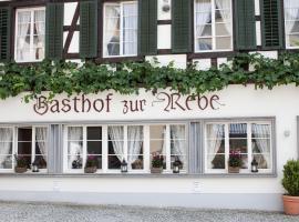 Hotel Rebe, Herrliberg
