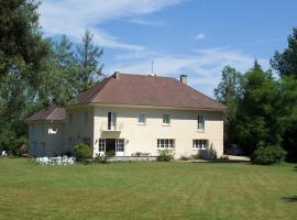 Domaine de Beauvilliers, Chaumontel