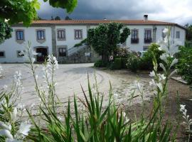 Quinta das Cegonhas, Gouveia