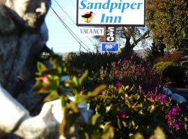 Morro Bay Sandpiper Inn, Morro Bay