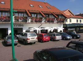 Hotel YORK, Plzeň