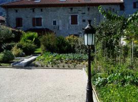 La Maison d'Euterpe, Sainte-Marie-d'Alloix