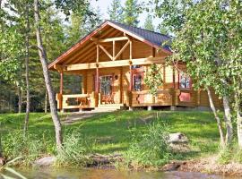 Loikansaari Lomamökit Holiday Cottages, Kallislahti