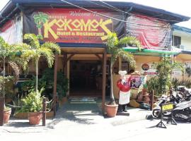 Kokomos Hotel and Restaurant, Anchelesas