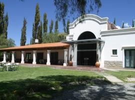 Hosteria Automovil Club Argentino Cachi, Cachí